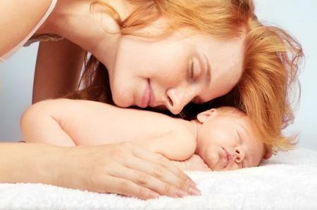 7761989 - newborn sleeping baby
